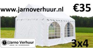 Partytent huren Eindhoven