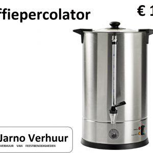 Koffiepercolator huren