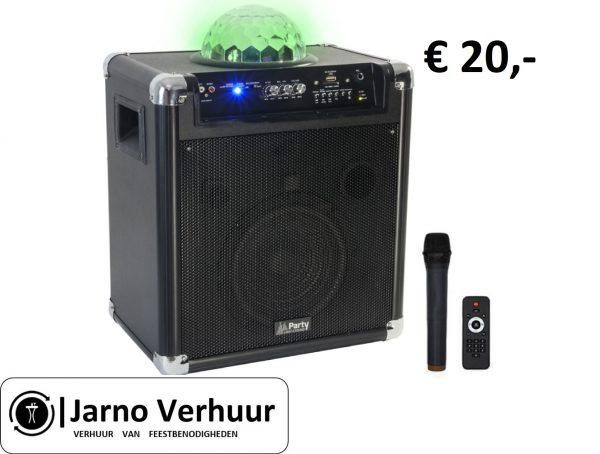 Muziekbox huren Eindhoven