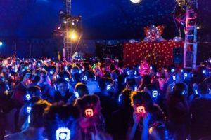 RGB Silent disco te huur Eindhoven